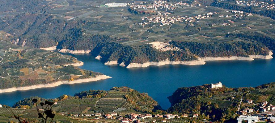 Il lago di S.Giustina